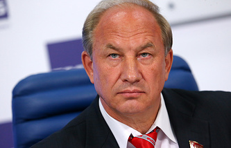 Депутат ГД РФ от КПРФ Валерий Рашкин