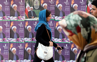 Iran heads to polling stations to elect new president