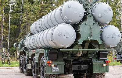 Turkey pays deposit to Russia on purchase of S-400 missile systems