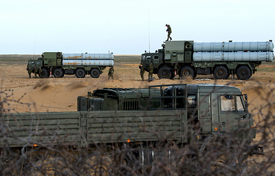 Syria to get Russia's S-300 air-defense missile system within two weeks