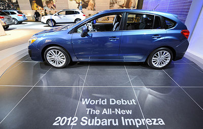 Subaru to recall over 52,000 cars in Russia due to potential faults – regulator
