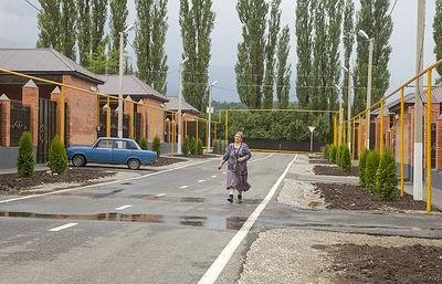 Оползень-Юрт: как в Чечне научились быстро восстанавливать уничтоженное стихиями жилье