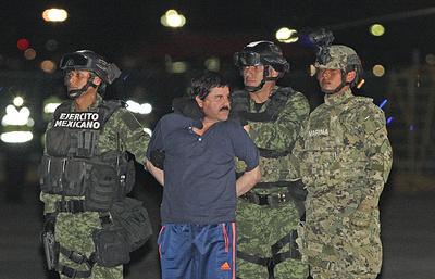 СМИ: наркобарону Гусману смягчили условия содержания в тюрьме в Мексике до выдачи США