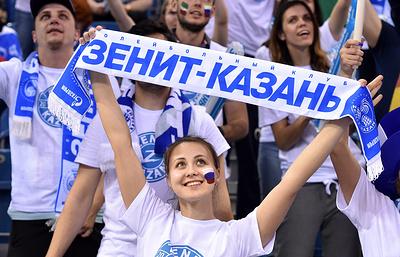 """""""Зенит"""" сыграет с """"Трентино"""" в полуфинале клубного ЧМ по волейболу"""