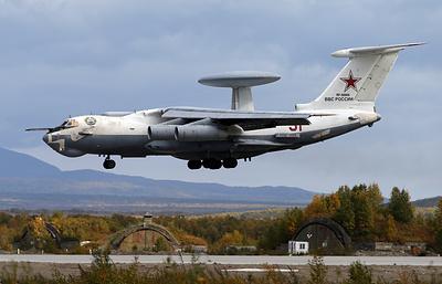 """Летающая лаборатория для нового авиарадара А-100 """"Премьер"""" впервые поднялась в воздух"""