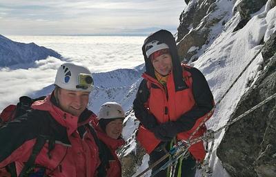 В Бурятии прошли альпинистские сборы спасателей