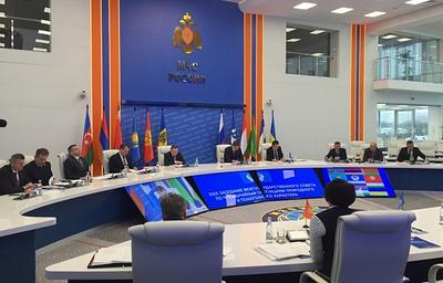 Россия стала страной - председателем межгоссовета по ЧС стран СНГ