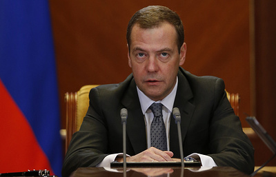 Медведев: РФ и Турция имеют потенциал для наращивания торговых связей