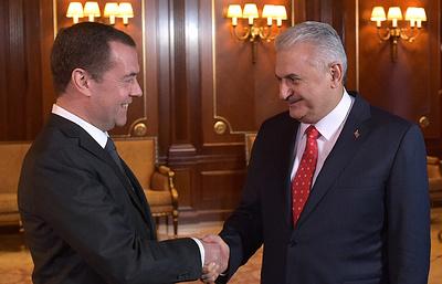 Турция рассчитывает ускорить темпы развития сотрудничества с РФ