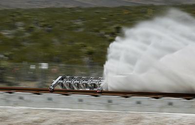 """Cтруктура """"Реновы"""" окажет технологическую и экспертную поддержку проекту Hyperloop"""