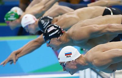 Пловец Морозов завоевал серебро ЧМ на дистанции 50 м вольным стилем