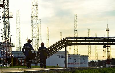 """""""Транснефть"""" в 2017 году ожидает сохранения прокачки нефти в объеме 483 млн тонн"""