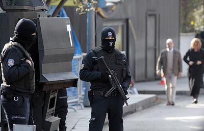 Полиция задержала напавшего на ночной клуб в новогоднюю ночь в Стамбуле