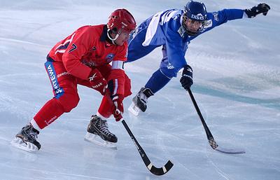 Чемпионат мира по хоккею с мячом 2018 года пройдет в Хабаровском крае
