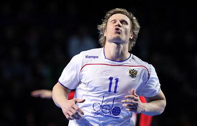 Гандболист сборной России Атьман получил травму в матче ЧМ с французами