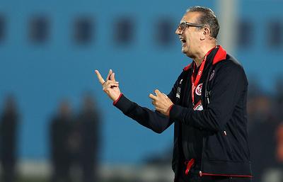 Главный тренер сборной Алжира по футболу Лекенс покинул свой пост