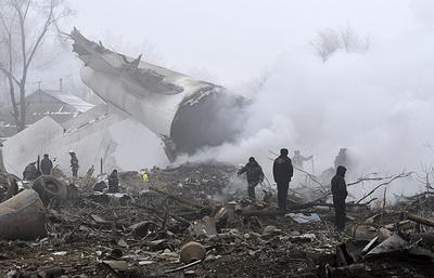 МАК: потерпевший под Бишкеком крушение Boeing был в исправном состоянии