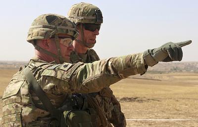 США отправили своих военных советников ближе к линии фронта в Мосуле