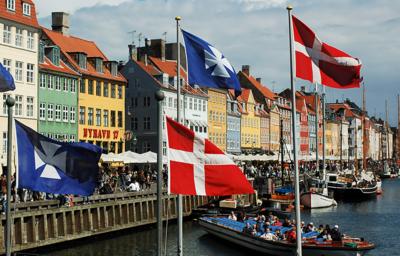 Копенгаген может стать первой столицей с нулевым выбросом углекислого газа