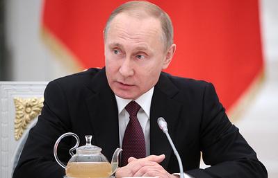 Путин: соревнования военных спортсменов повышают доверие между странами
