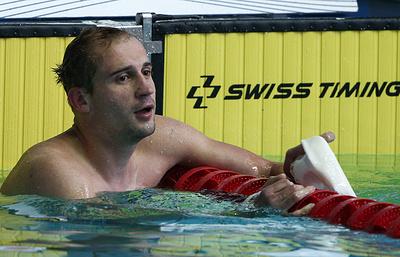 Россиянин Лесун завоевал бронзу этапа Кубка мира по современному пятиборью в США