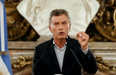 Прокуратура Аргентины обвинила президента в преступном сговоре