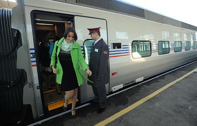 СОГАЗ застрахует пассажиров скоростных поездов РЖД