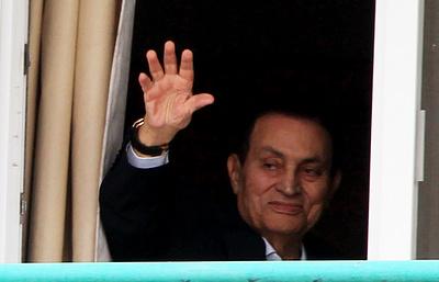 СМИ: экс-президент Египта Хосни Мубарак вышел на свободу