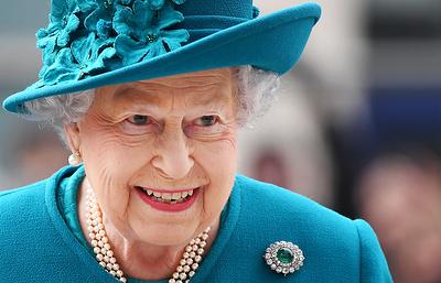Елизавета II перенесла из-за теракта посещение Скотленд-Ярда