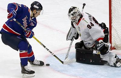 Хоккеист СКА Шипачев хочет подписать контракт в НХЛ на $5,5 млн