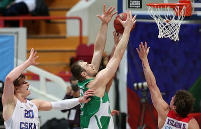 УНИКС сыграет с ЦСКА в последнем домашнем матче баскетбольной Евролиги в сезоне