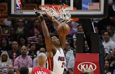 """""""Торонто"""" победил """"Майами"""" в матче НБА, Дерозан набрал 40 очков"""