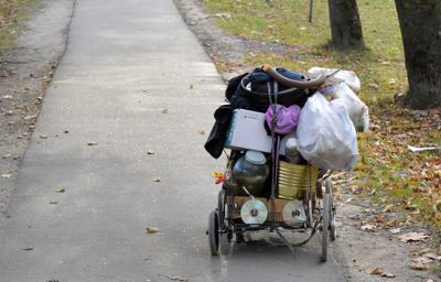В России проведут День бездомного человека