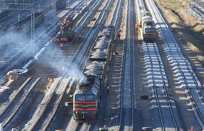 """СМИ: """"ПУЛ транс"""" намерен увеличить парк локомотивов в Усть-Луге"""