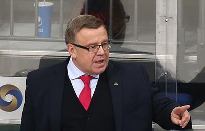 """Новый тренер ХК """"Югра"""" Захаркин назвал своей задачей привлечение зрителей на трибуны"""