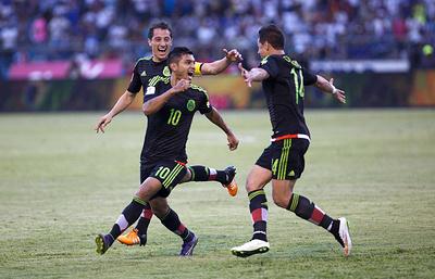 Мексиканцы обыграли сборную Тринидада и Тобаго и укрепили лидерство в отборе ЧМ-2018