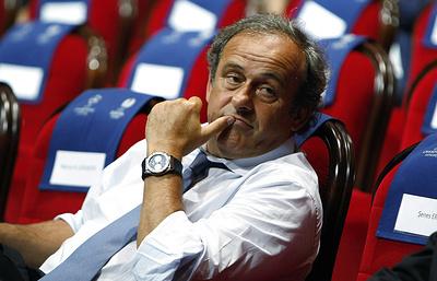 Платини заявил, что Инфантино не имел отношения к его отстранению от футбола