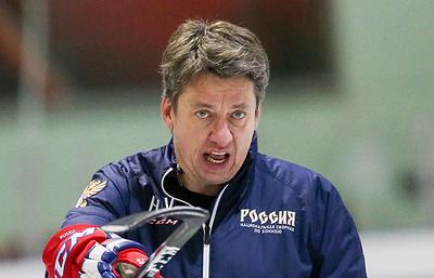 Витолиньш отметил хорошее взаимопонимание хоккеистов сборной РФ в матче со шведами