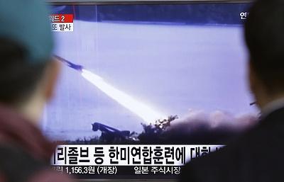 Reuters: КНДР произвела испытание баллистической ракеты
