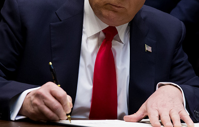 Трамп дал поручение минторгу США выявить нарушения торговых соглашений