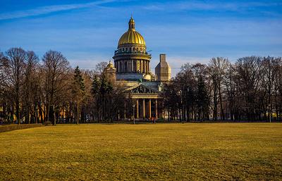 В РПЦ настаивают на нецелесообразности референдума о судьбе Исаакиевского собора