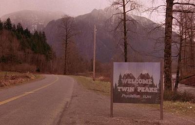 Твин Пикс наяву: как на самом деле выглядят места, где снимался культовый сериал