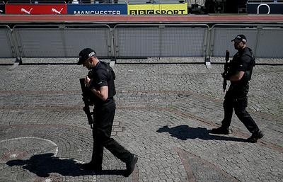 Полиция установила место, где была собрана бомба для теракта в Манчестере