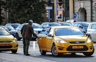 Московские таксисты смогут с 5 июня подать заявки на городские субсидии
