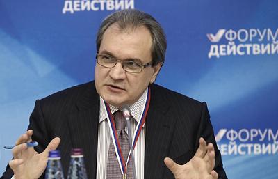Новый секретарь Общественной палаты РФ Валерий Фадеев