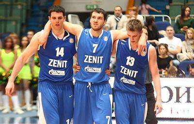 """Баскетбольные клубы """"Зенит"""" и """"Парма"""" скорректировали налоговые ведомости"""
