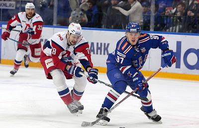 """Клуб НХЛ """"Тампа-Бэй"""" обменял права на Гусева в """"Вегас"""""""