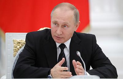 Путин назвал стартующий Московский кинофестиваль знаковым событием в культурной жизни РФ