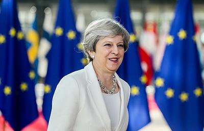 Мэй: Лондон выдвинул Брюсселю честное предложение по статусу граждан ЕС после Brexit