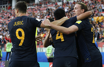 Кэхилл: чилийцы стали самым сложным соперником сборной Австралии на Кубке конфедераций